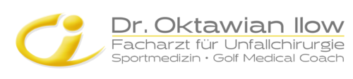 Dr.med.univ. Oktawian Ilow Logo