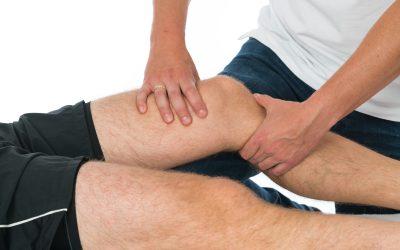 Untersuchung Knie